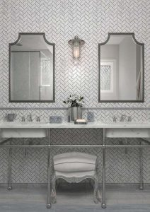 Bath - Design Tile Inc, Tysons Corner,VA