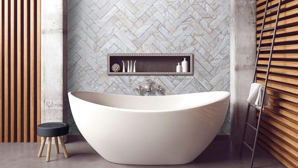 Bath Tile 6 Design Tile Inc, Tysons Corner,VA